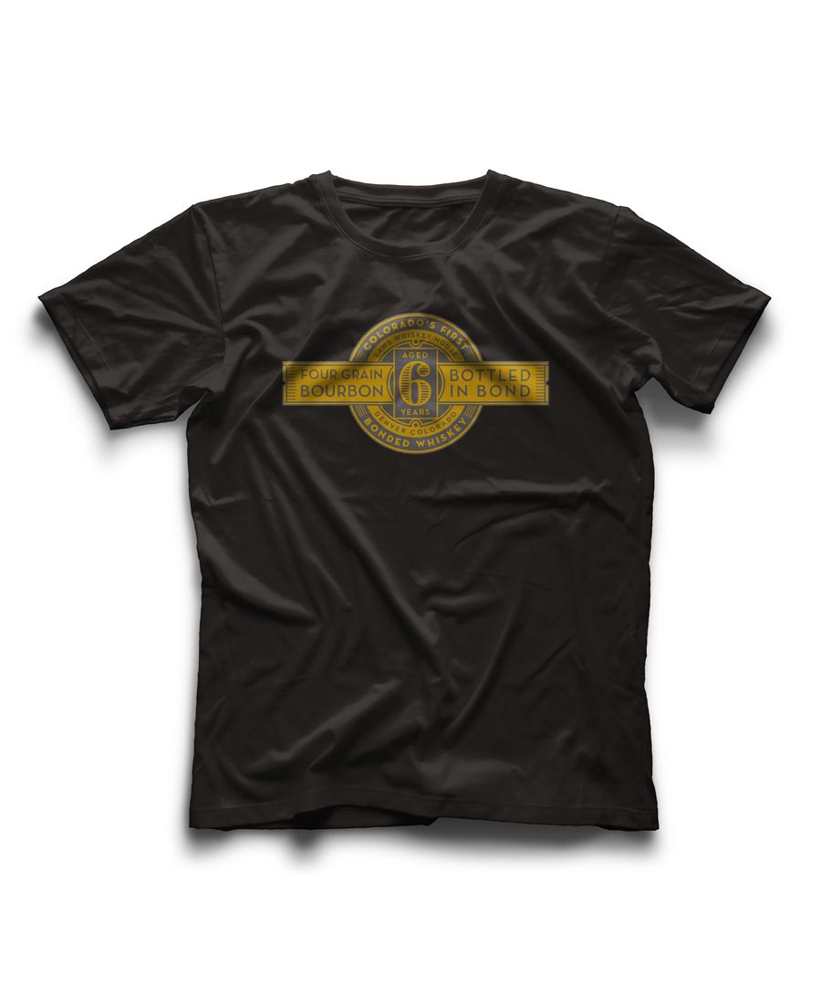 Laws Whiskey House T-shirt
