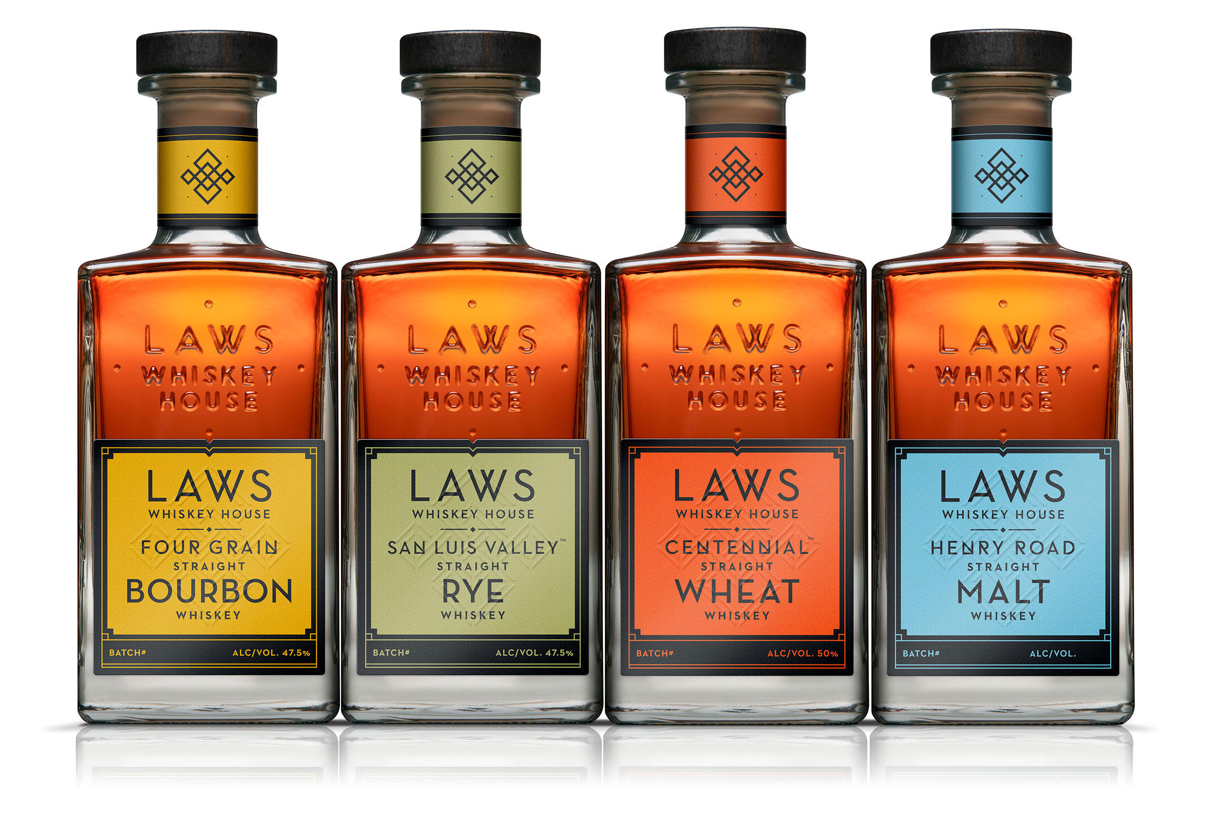 Laws Whiskey - Packaging by Cultivator Ads
